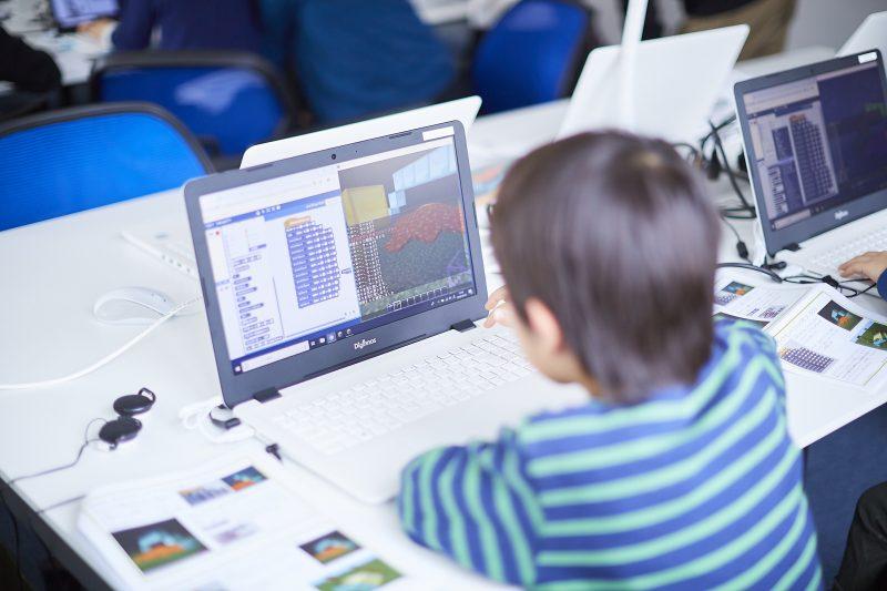 【サツドラ北8条校】夏休み親子プログラミング 体験会開催! 画像4枚目