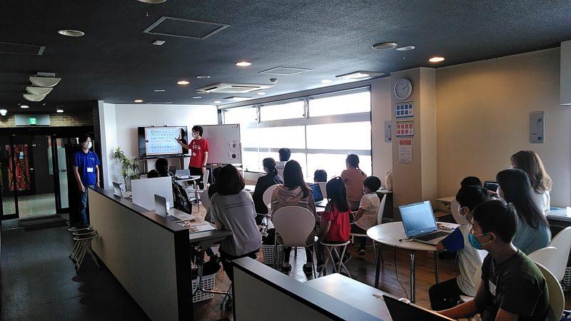 【札幌屯田校】夏休み親子プログラミング 体験会開催!